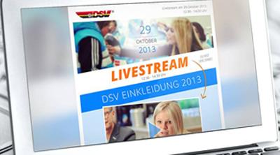 Live-Stream App Deutscher Skiverband
